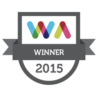 Web Award Winner 2015